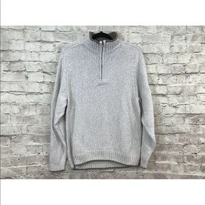 Columbia X.C.O. S Pullover Knit Sweater 1/4 Zip